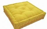 Almofada futon turca 40 x 40
