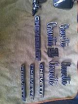 Emblemas originais linha gm e vw