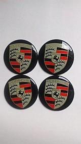 Emblemas porsche,  de 55mm kit com 04 pecas