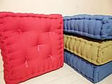Almofada futon turca 53 x 53