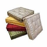 Kit 4 almofada futon turco