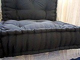 Almofada futon turco  pallets