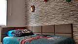 Cabeceira cama solteiro em l 0, 90 x 1, 90 - 12 modulos