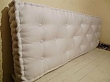 Cabeceira futon turco sob medida