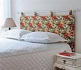 Cabeceira de cama futton   varao para instalacao
