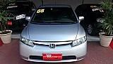 Honda civic sedan lxs 1.8/1.8 flex 16v aut. 4p 2008