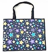 Bolsa organizadora porta esmaltes 48 a 96 frascos estrelas