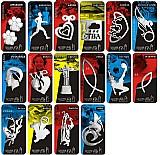100 emblemas com ima de neodimio escolha sao 16 modelos