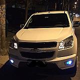 Chevrolet s10 branca 2013