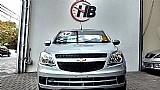Chevrolet agile lt 1.4 mpfi 8v flexpower 5p prata 2012