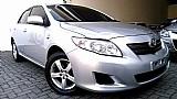 Toyota corolla xli 1.8/1.8 flex 16v mec prata 2010