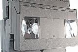 Fita  vhs t30 marca basf - 5 unidades