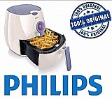Fritadeira sem óleo airfryer philips walita   livro receita