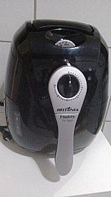 Fritar sem usar ã³leo air fry pro saude 1300w