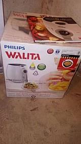 Fritadeira eletrica philips walita