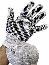 Luva protecao tricotada pigmentada epi (1 par) super safety