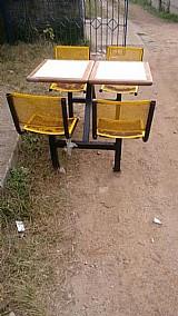 Cadeiras para restaurante e lancherias