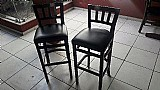 Cadeiras e mesas para restaurantes e similares