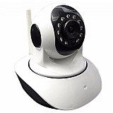 Camera ip ir wireless visao noturna - frete gratis