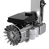 Portã£o eletrã´nico basculante lift maxi 60 1,4m 1/4hp  eletrã´nico basculante 1, 4m 1/4hp