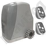 Motor para portao eletrônico deslizante 1/3 light peccinin