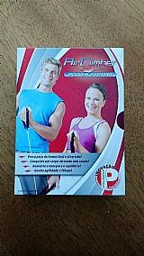 06 dvds de treinamento da airclimber
