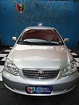 Toyota corolla xei 1.8/1.8 flex 16v automatico prata 2007