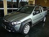 Fiat strada cabine estendida 1.8 16v flex 2014 prata
