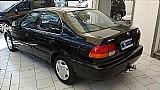 Honda civic 1.6 ex 16v gasolina 4p automatico 1998/1998