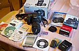 Canon eos 7d 18, 0 mp camera digital slr (kit