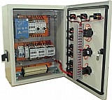 Quadro painel eletrico motor monofasico trifasico weg 220v