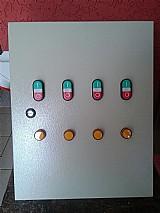 Quadro / painel eletrico p/ motores trifasico