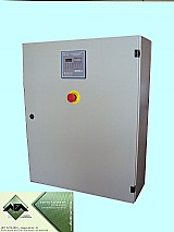 Painel eletrico controlador de fator de potencia 30kvar