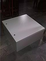 Caixa / quadro / painel eletrico inversor 220v 800x800x400