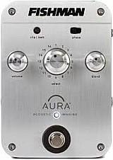 Fishman aura sixteen preamp pedal p/violoes eletricos - loja
