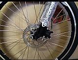Bike eletrica chronos pedal as disco diant 6 marchas