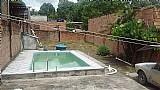 Terreno com piscina - pronto pra construir