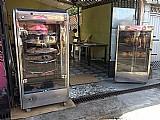 Maquinas de assar frango usada