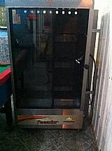 Maquina de assar frango usada em sao paulo