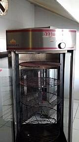 Maquina de assar frango,  chapa bifeteira,  fogoes