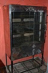 Maquina de assar frango de 4 espetos