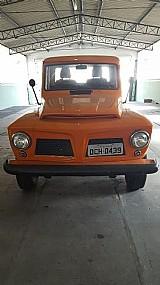 Ford f 75 carro todo restaurado - 1977