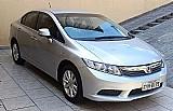 Honda civic sedan lxs 1.8/1.8 flex 16v aut. 4p 2012