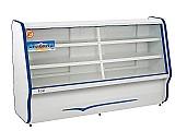 Balcao exps. refrigerado   movel caixa   vitrine 120 ormitop