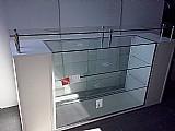 Balcao caixa loja vitrine expositor otica celulares