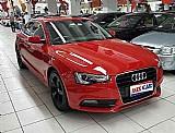 Audi a5 sportback 1.8 tfsi 170cv multi vermelha