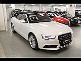 Audi a5 cabriolet branco 2014
