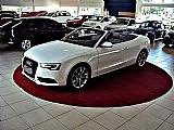 Audi a5 cabriolet 2.0 conversivel tfsi quattro stronic branco