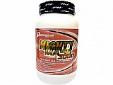 Hipercalorico mighty mass 3000 1, 5 kg - performance nutrition morango