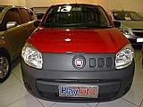 Fiat uno vivace 1.0 evo fire flex 8v 2p 2012 vermelho